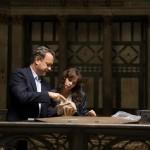 "Tom Hanks and Felicity Jones star in Columbia PIctures' ""Inferno."" התופת"