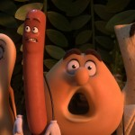 "Columbia Pictures' ""Sausage Party."" מסיבת נקניקיות"
