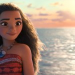 "MOANA is an מואנהadventurous, tenacious and compassionate 16-year-old who sails out on a daring mission to save her people. Along the way, she discovers the one thing she's always sought: her own identity. Directed by the renowned filmmaking team of Ron Clements and John Musker (""The Little Mermaid,"" ""Aladdin,"" ""The Princess & the Frog"") and featuring newcomer Auli'I Cravalho as the voice of Moana, Walt Disney Animation Studios' ""Moana"" sails into U.S. theaters on Nov. 23, 2016. ©2016 Disney. All Rights Reserved."