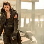 Milla Jovovich stars in Screen Gems' RESIDENT EVIL: THE FINAL CHAPTER. האויב שבפנים: פרק הסיום