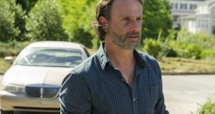 Andrew Lincoln as Rick Grimes- The Walking Dead _ Season 7, Episode 4 - Photo Credit: Gene Page/AMC    המתים המהלכים עונה 7, באדיבות yes