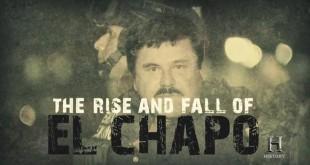 עלייתו ונפילתו של אל צ'אפו, באדיבות ערוץ ההיסטוריה